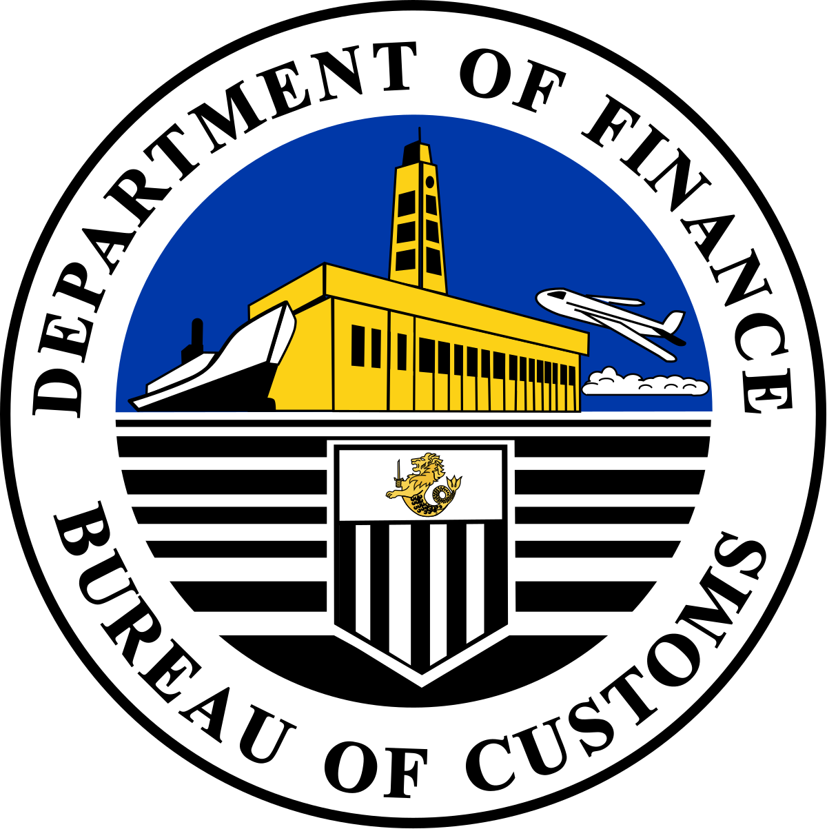 Report clipart customs clearance. Bureau of wikipedia