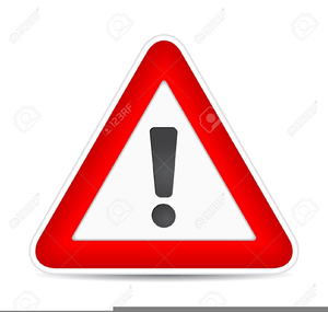 Sign free images at. Important clipart