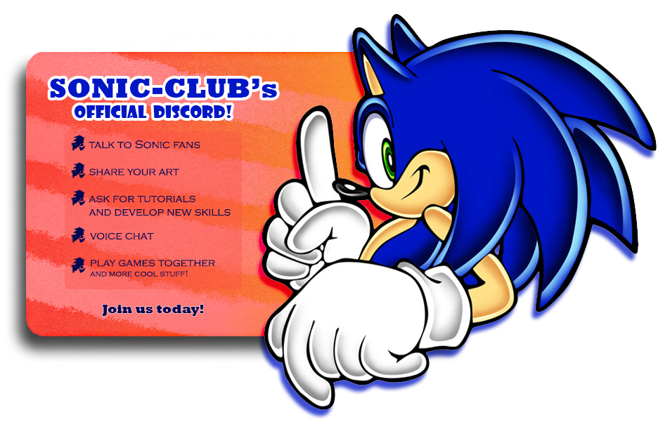 Announcements by sonic club. Important clipart announcement banner