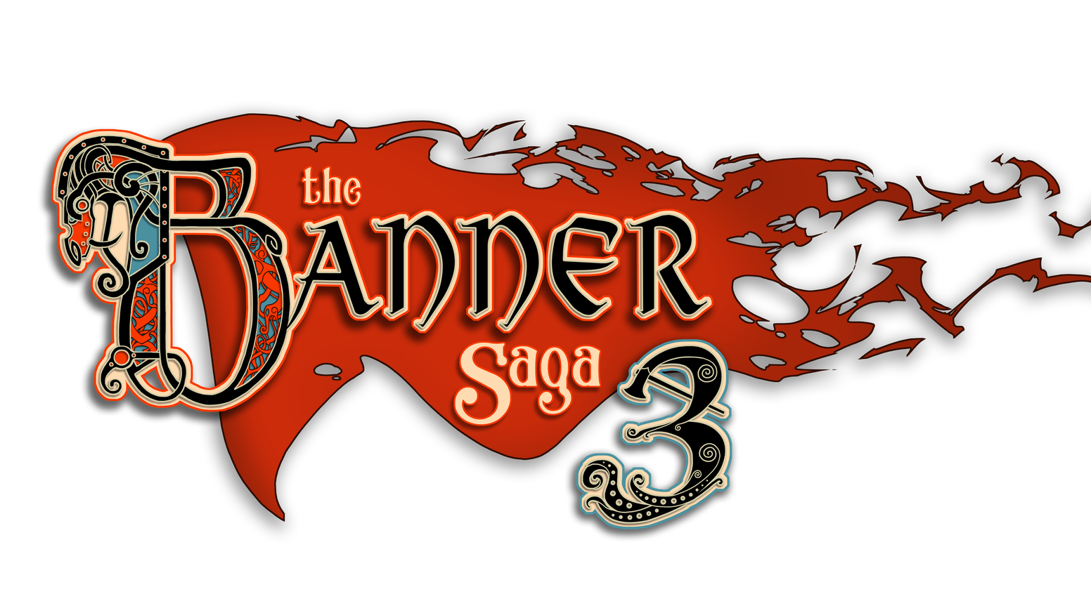 Saga by stoic kickstarter. Important clipart announcement banner