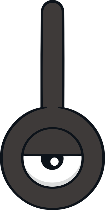 Unown exclamation pok dex. Important clipart exclaimation