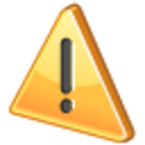 Warning icon free images. Important clipart exclaimation