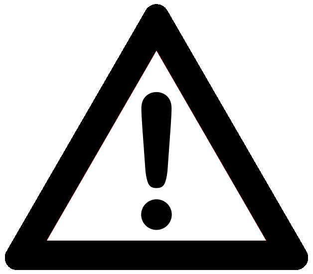 Exclamation mark png. Important clipart exclaimation