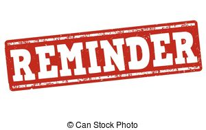 Important clipart final reminder. Free clip art download