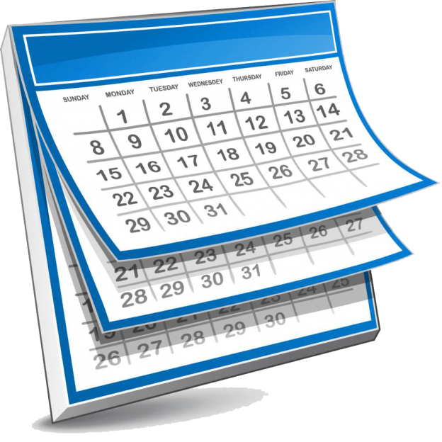 Important clipart important date. Dates for june ps