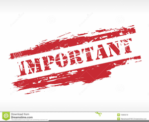 Free information images at. Important clipart important info