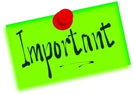 Important clipart important information. Images at pixy org