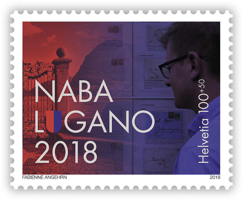 Naba lugano is approaching. Important clipart important stamp