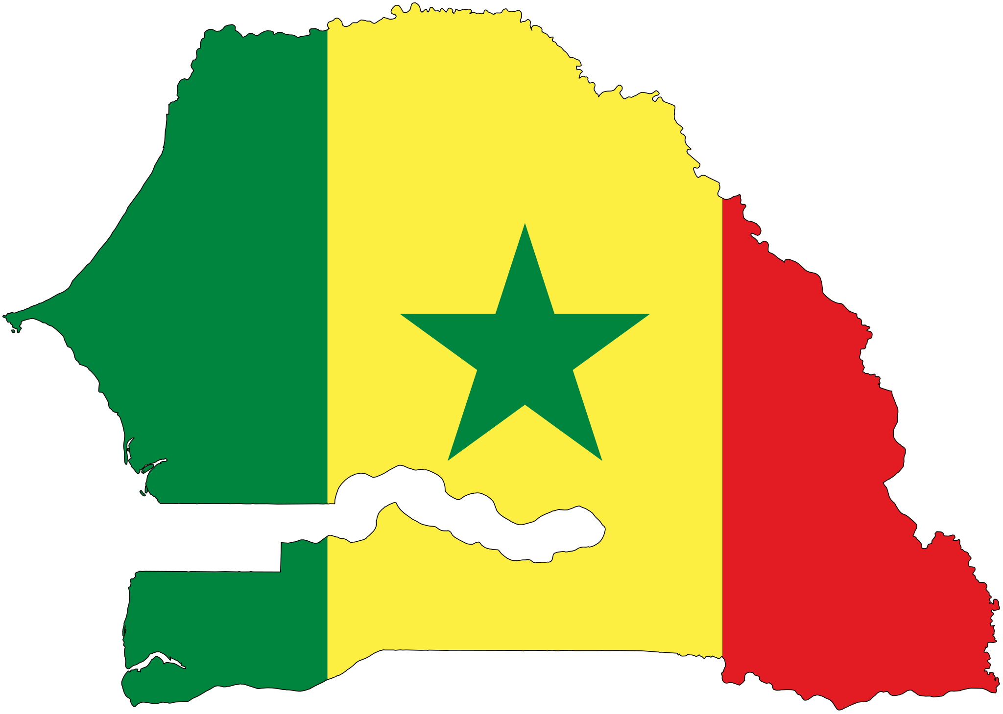 Important clipart interesting face.  facts about senegal