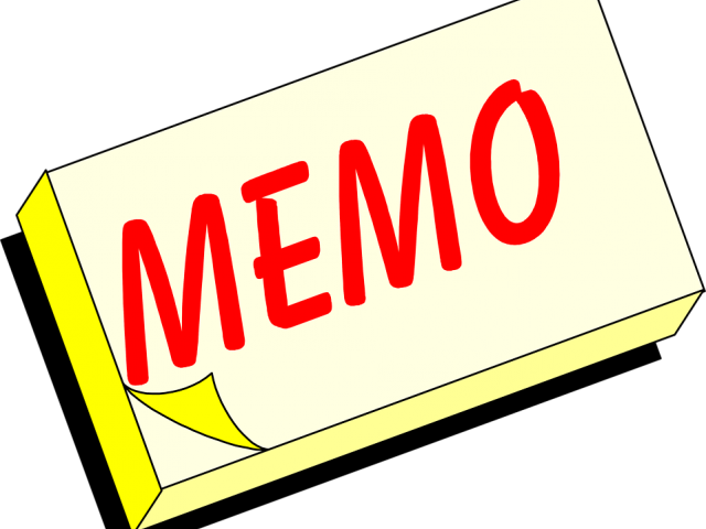 Important clipart memo. Easter bunny images free
