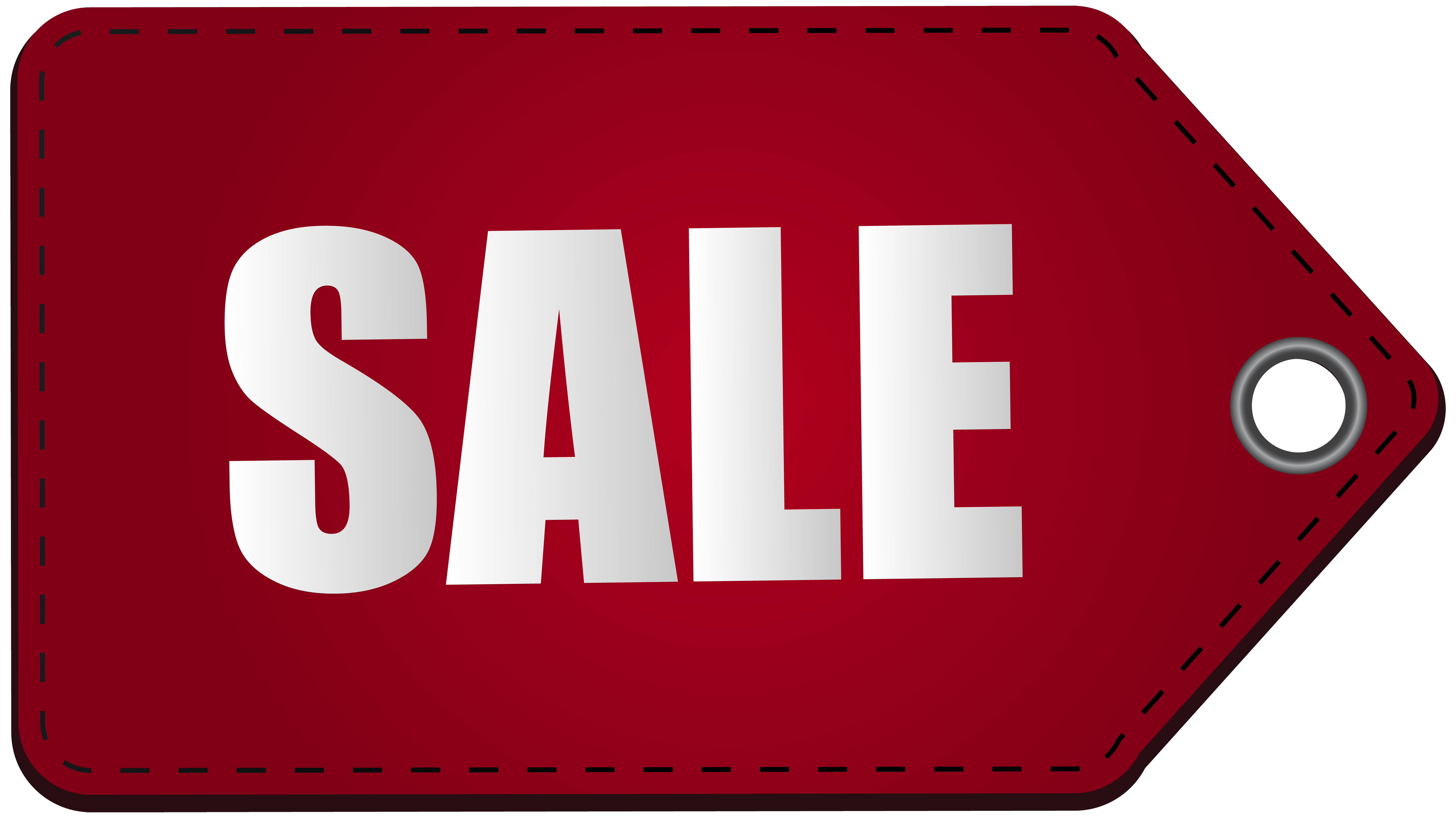 Red tag transparent png. Yearbook clipart sale now