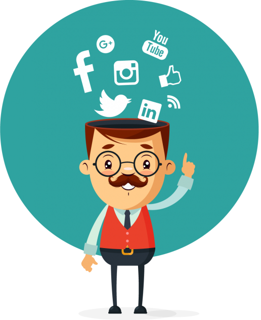 Important clipart social message. What makes socialreferral different