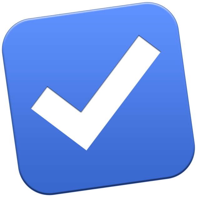 Important clipart todo list. On the mac app