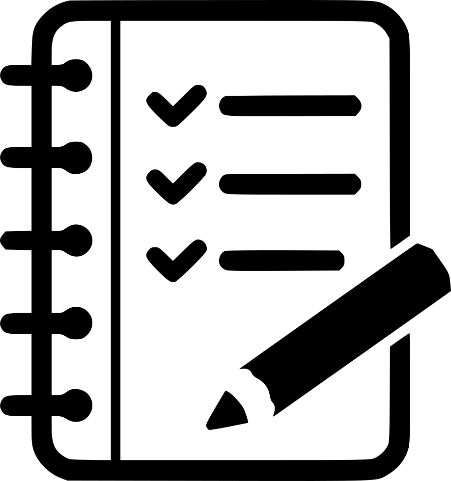 Important clipart todo list. To do svg png