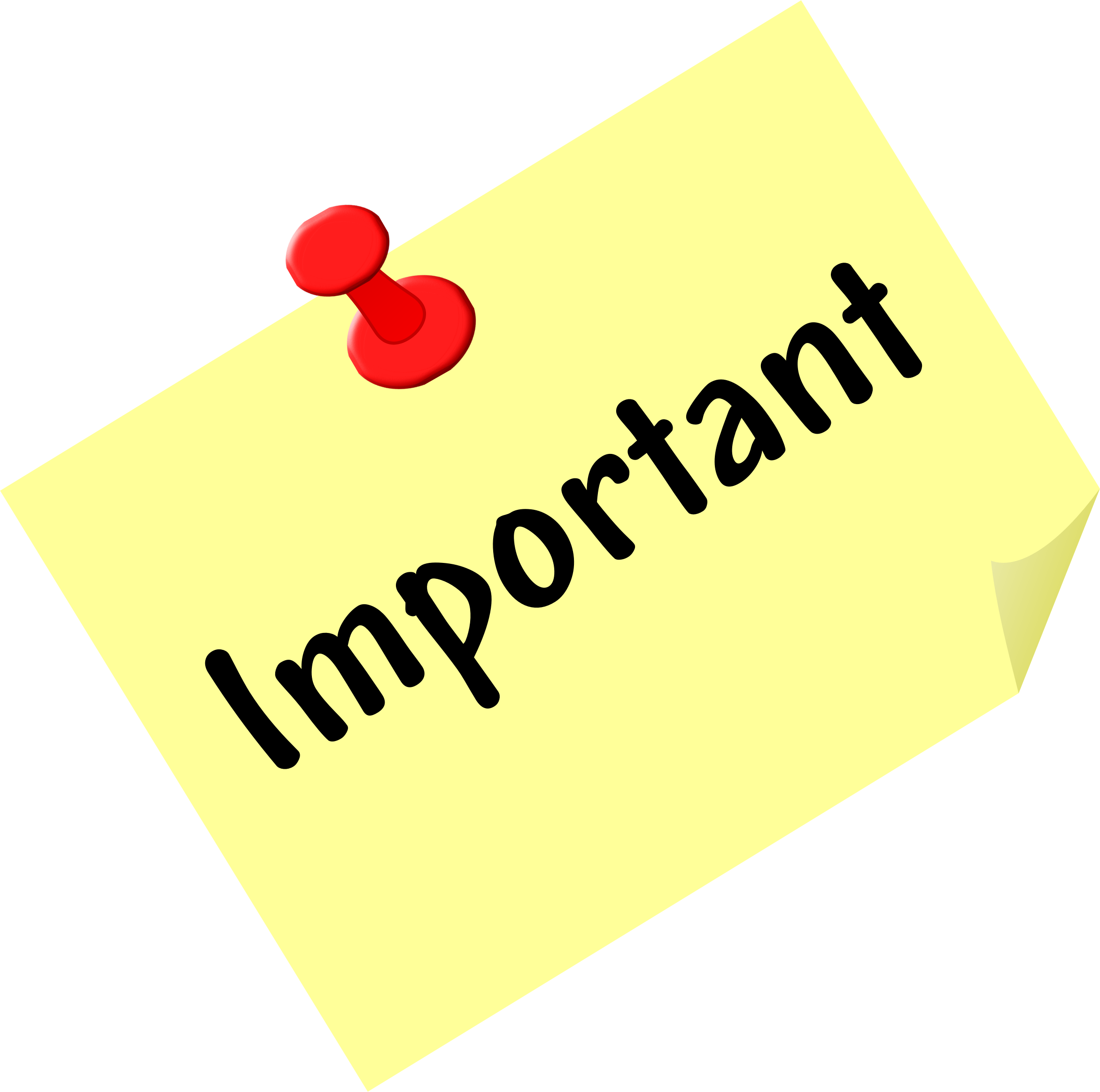 Information clipart important, Information important Transparent ...