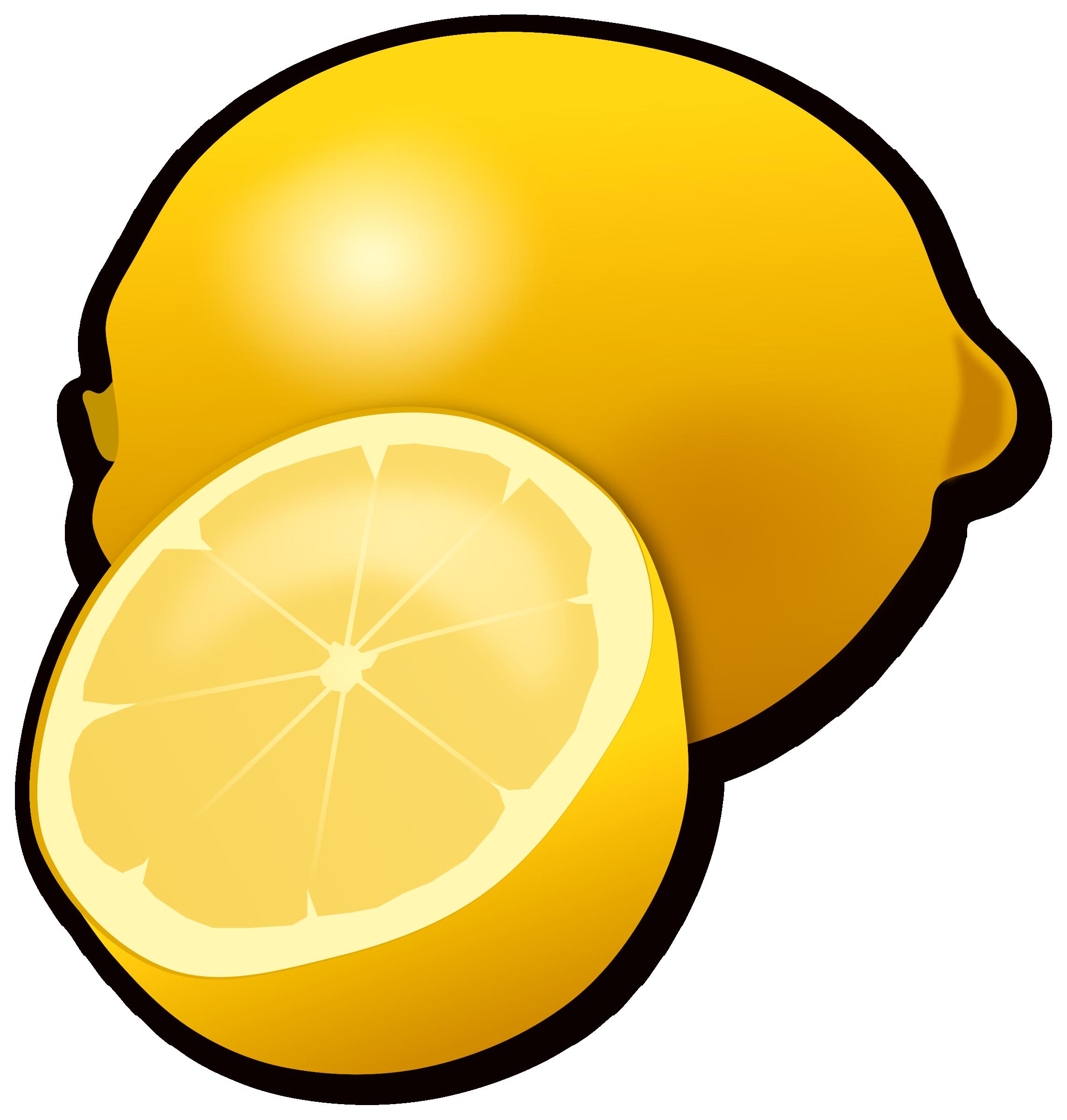 lemons clipart file #123863796