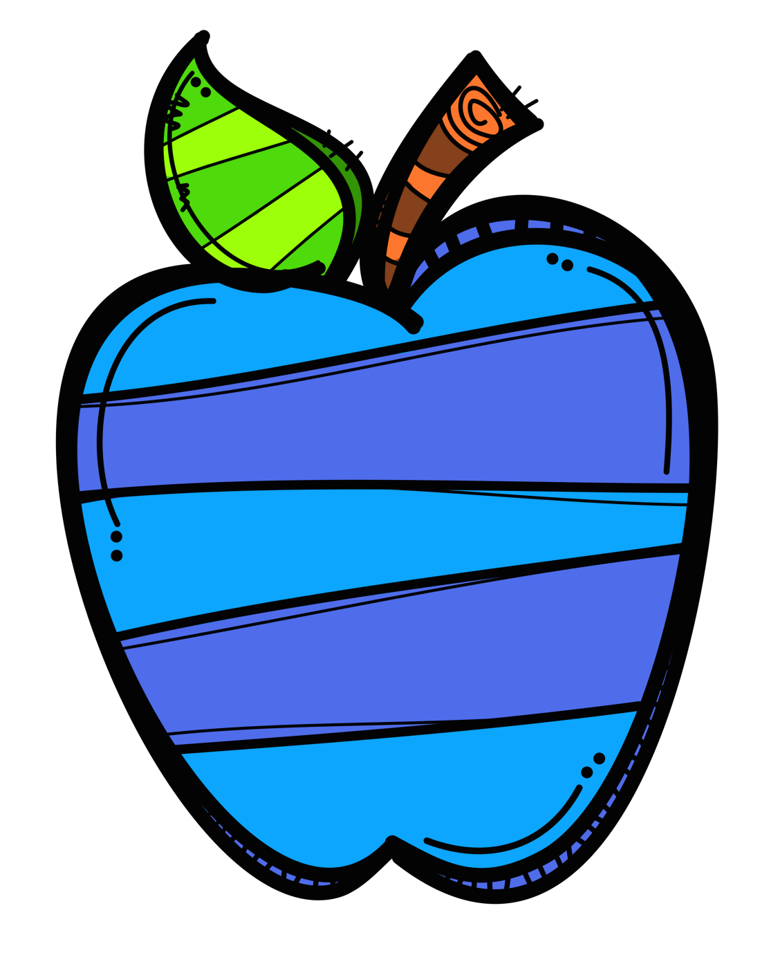 First grade is fantabulous. Inchworm clipart assessment