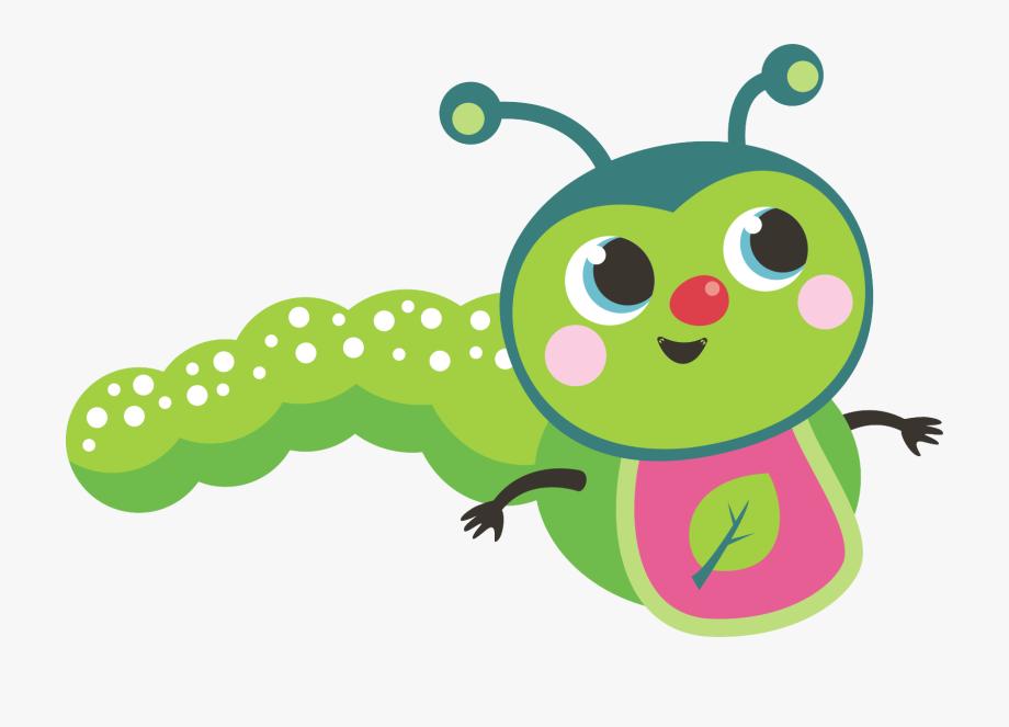 Worm clipart gusano. Inchworm caterpillar cliparts
