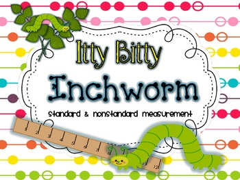 Inchworm clipart measurement. Measuring with inchworms worksheets