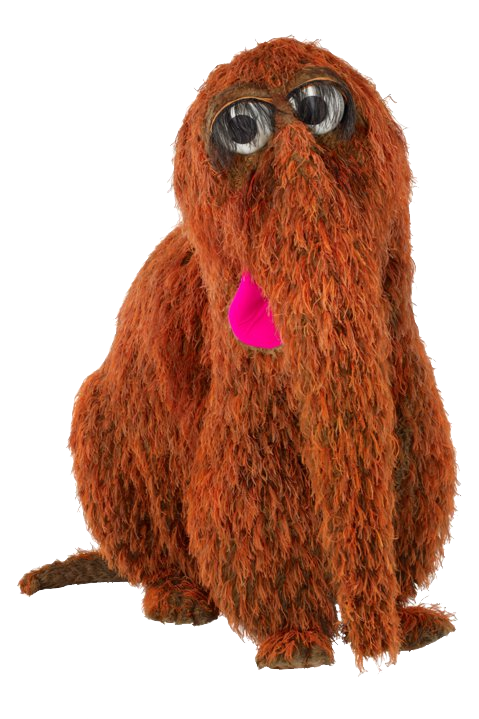 Yelling clipart heads up. Snuffy sesame street pinterest