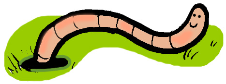 Inchworm clipart wiggle worm. Free download best on