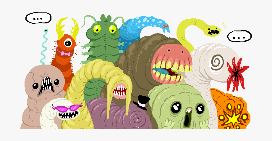 Picture library download worms. Worm clipart wiggly worm