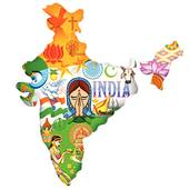 India clipart. Clip art royalty free