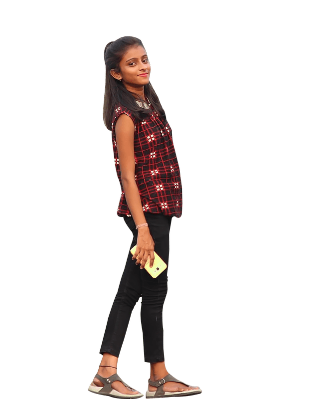 Indian model girls png. India clipart clothes