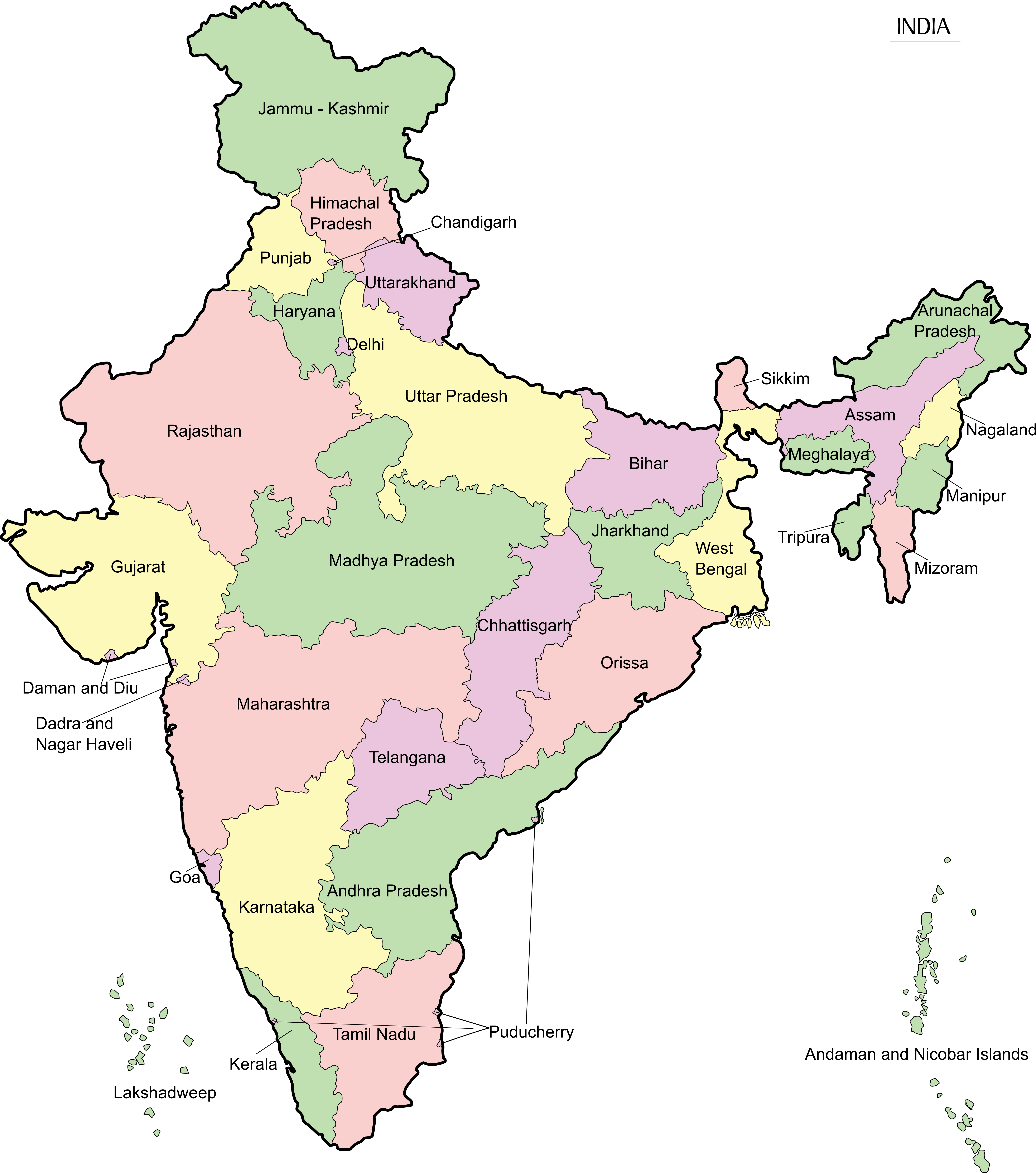 Png fileindiamapenpng wikimedia commons. India clipart map bharat