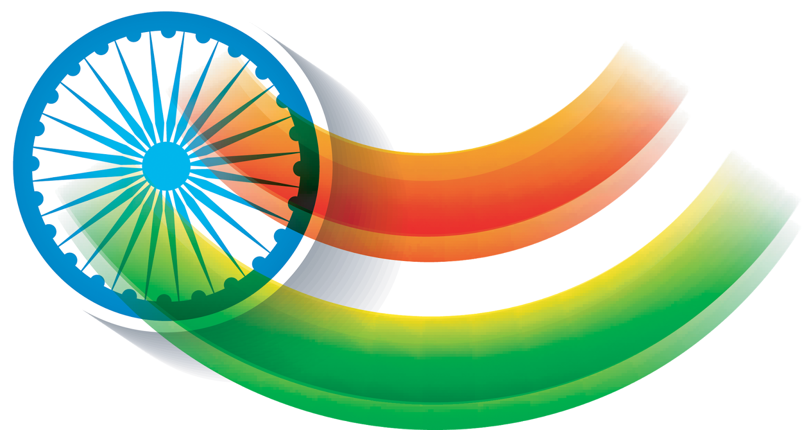 Indian flag png vector. R clipart edits