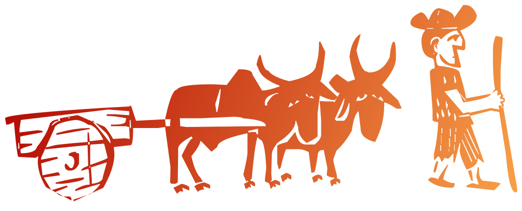 News blog house of. Ox clipart bullock cart