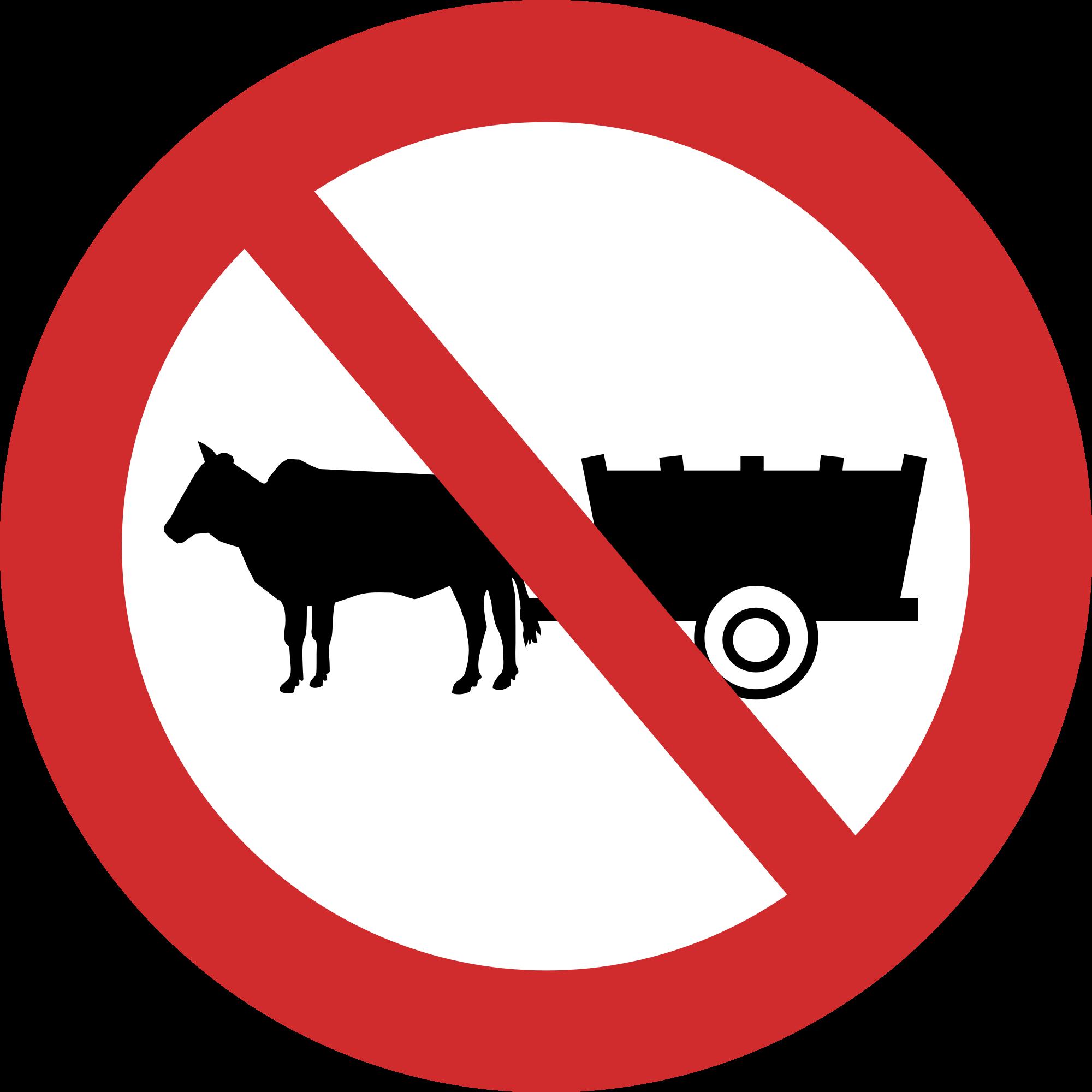 File nepal road sign. Indian clipart bullock cart