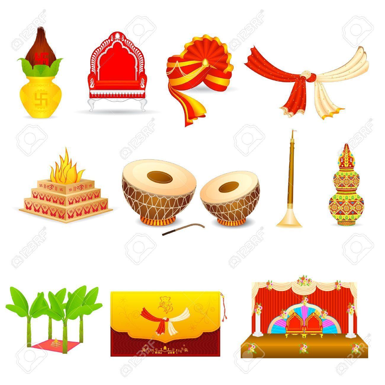 Marriage Clipart Marathi Wedding, Marriage Marathi Wedding