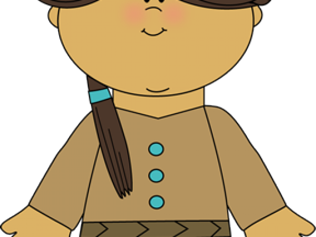 Native american free download. Indian clipart cute