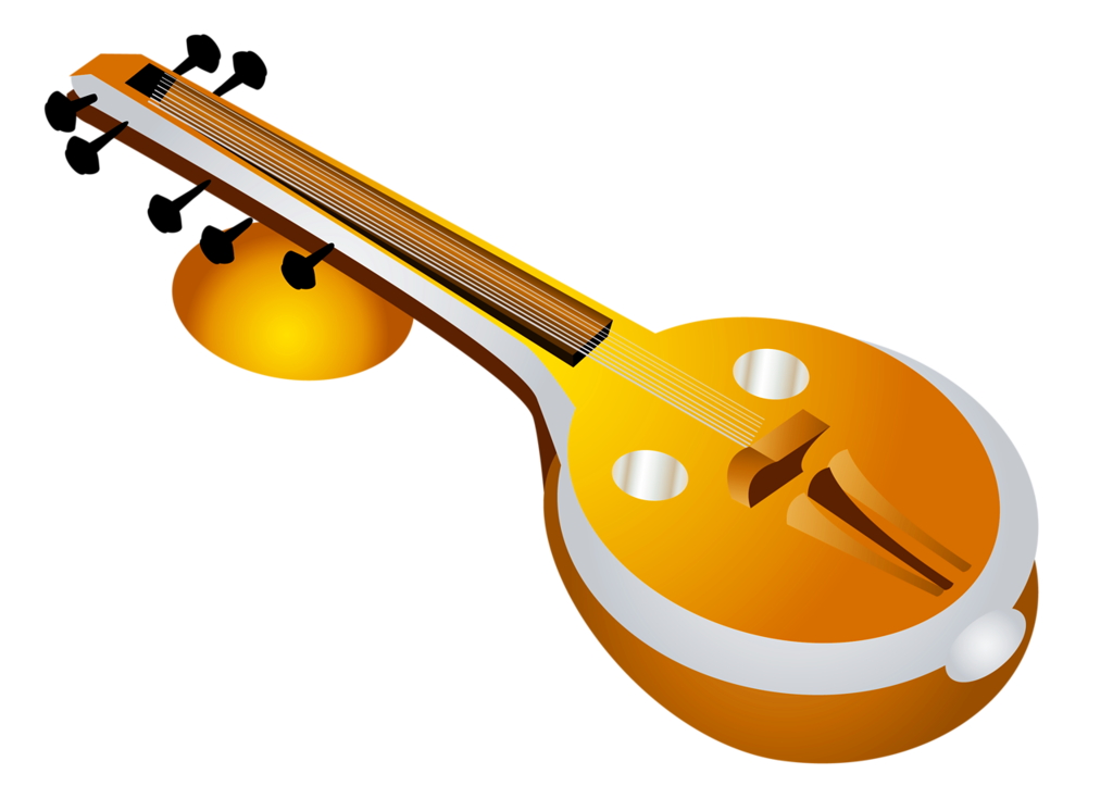 png musical and. Instruments clipart scrapbook
