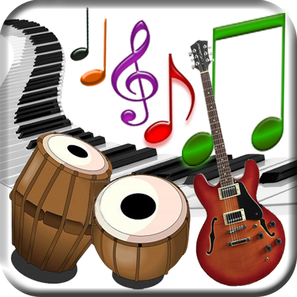 Free musical instruments cliparts. Musician clipart msuic