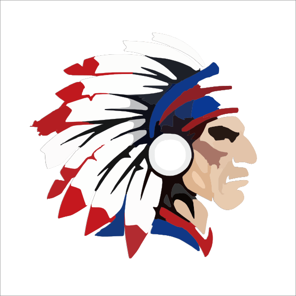 Native american chief gallery. Indian clipart spear