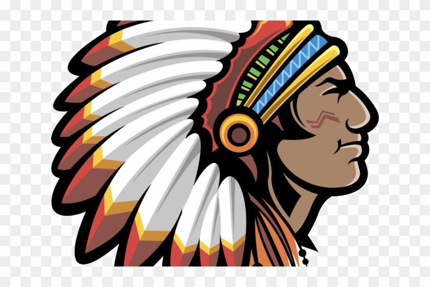 Native american background . Indian clipart transparent