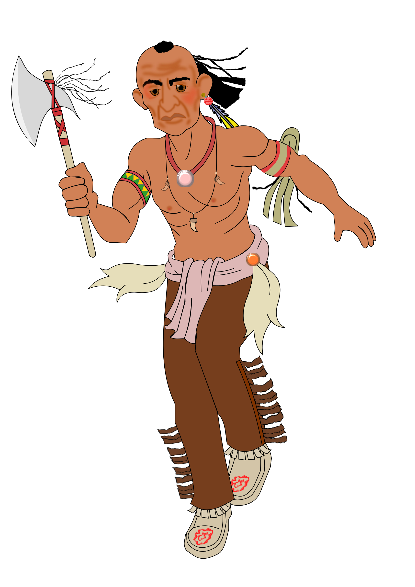 American indians png image. Indian clipart transparent