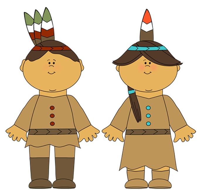 Clipart thanksgiving child. Transparent native americans png