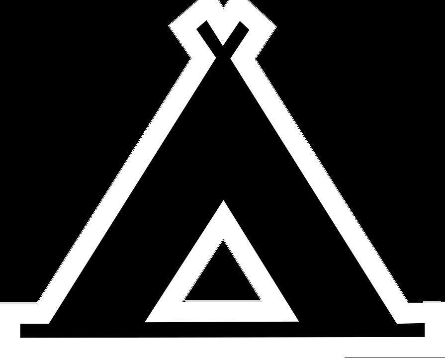 Imagen gratis en pixabay. Indians clipart tent indian