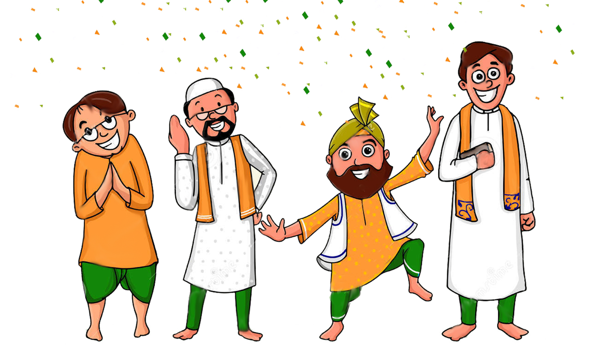 Information on india religions. Indians clipart traditional man indian