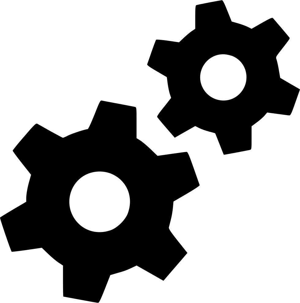 Gearwheel mechanism repair system. Industry clipart gear wheel