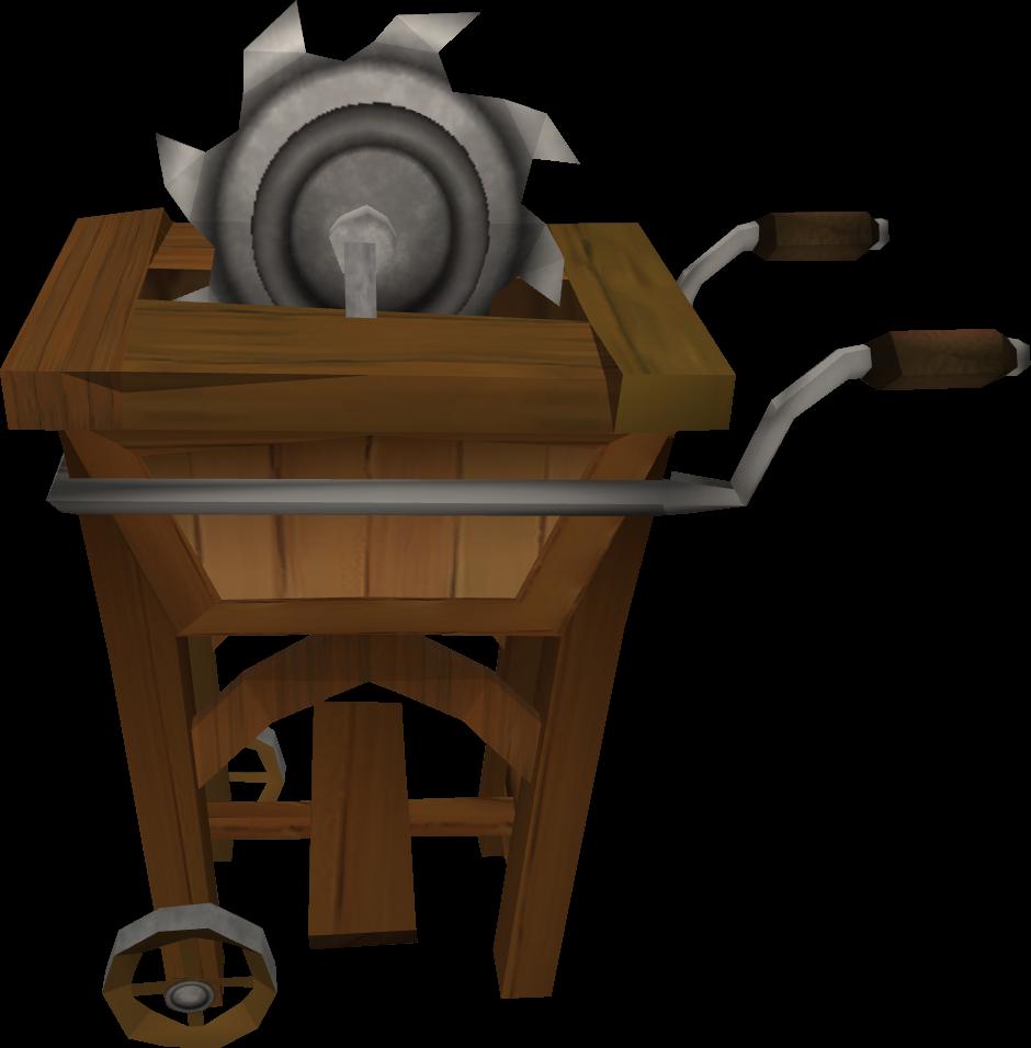Logs clipart sawmill. Portable runescape wiki fandom