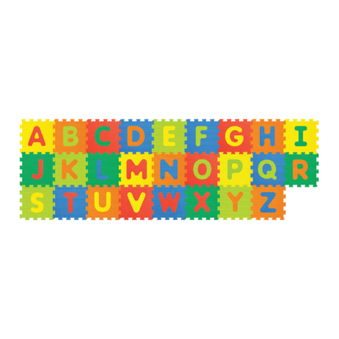 Infant clipart alphabet block. Sunta english big capital