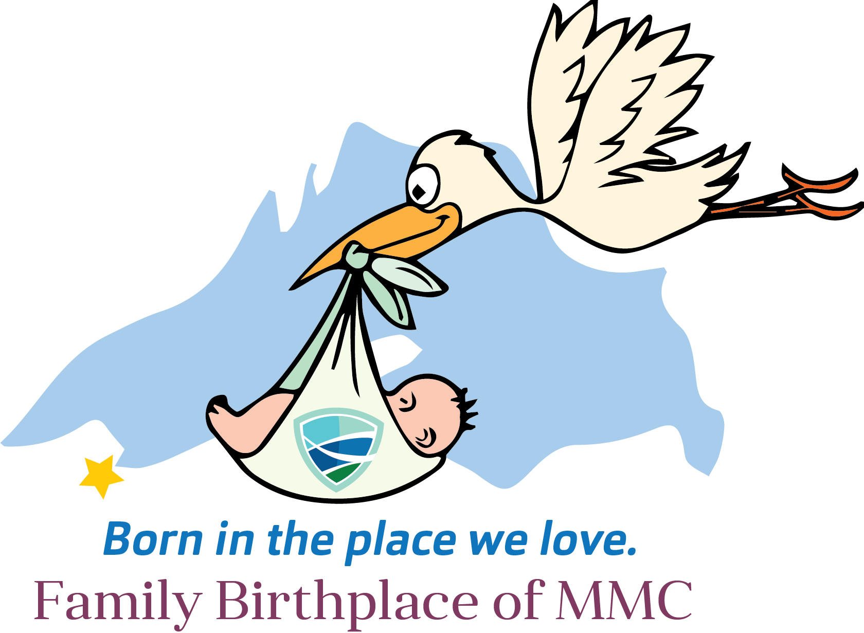 Infant clipart baby clinic. Box memorial medical center
