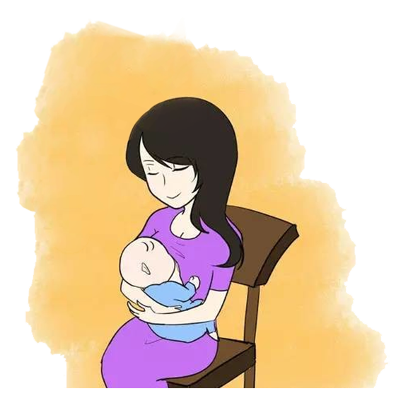 Breast milk breastfeeding mother. Infant clipart baby hair