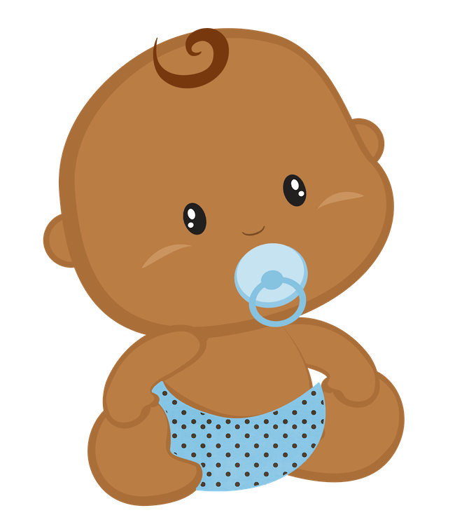 its baby shower clip art | Baby clip art, Baby clips, Baby images