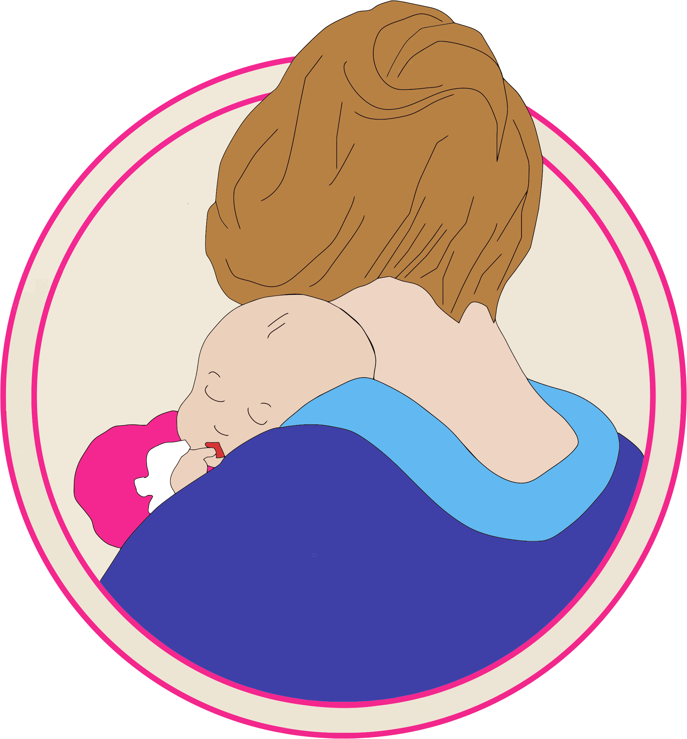 collection of png. Mother clipart mother child