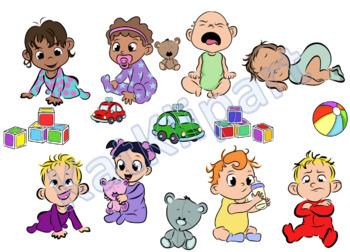 Baby toddler toy for. Infant clipart todler
